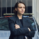 Carrie Mulligan in Collateral