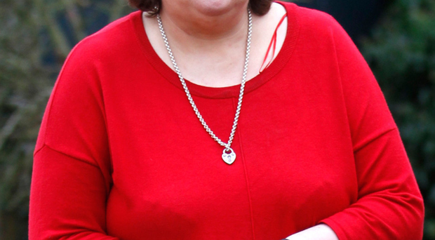 Shared interests: Paula McIntyre