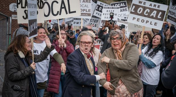 The League of Gentlemen are coming to Belfast and Dublin.