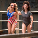 Betty Gilpin (left) and Alison Brie in Glow. The Netflix show is returning for another series