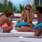 Young ladies on Love Island shockingly show off their bare ankles