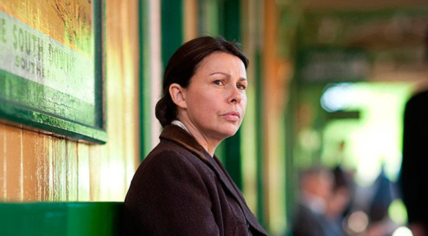 Julie Graham in the Bletchley Circle: San Francisco