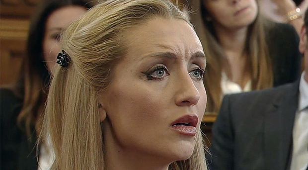 Catherine Tyldesley is leaving Corrie after playing Eva Price since 2011