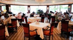 Harvey's Point boasts of its hotel rooms and breakfasts