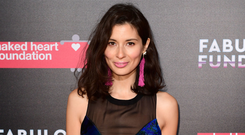 Eastern influence: Jasmine Hemsley