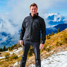 George Clarke explores small-space ideas in the Alps for his new show