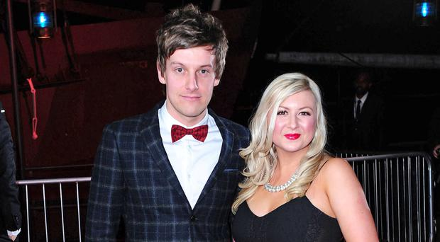 Chris Ramsey and wife, Rosie