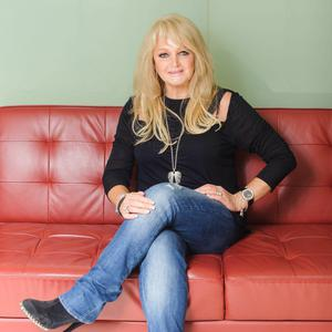 Bonnie Tyler is celebrating 50 years in the music business
