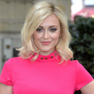 Staying strong: Fearne Cotton