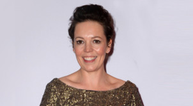 The Crown star Olivia Colman
