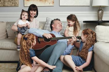 Back home: Keith and Kristyn Getty on writing one of the world's
