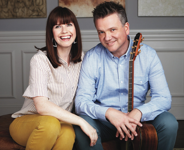 Back home: Keith and Kristyn Getty on writing one of the