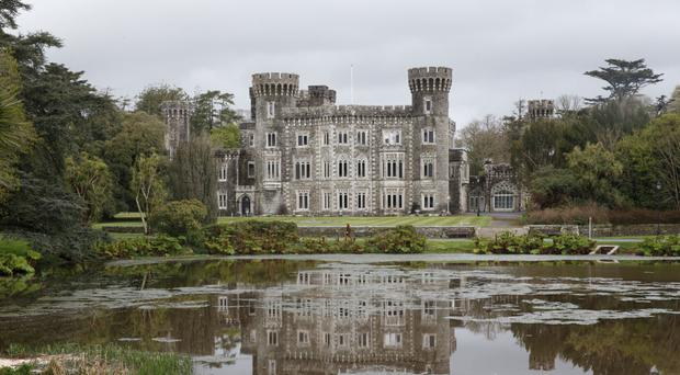 Johnstown Castle in Wexford