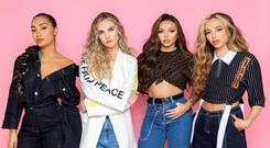 Leigh-Anne Pinnock, Perrie Edwards, Jesy Nelson and Jade Thirlwall