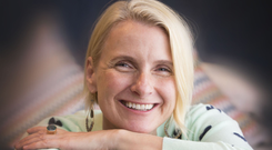 Elizabeth Gilbert at Brooks Hotel