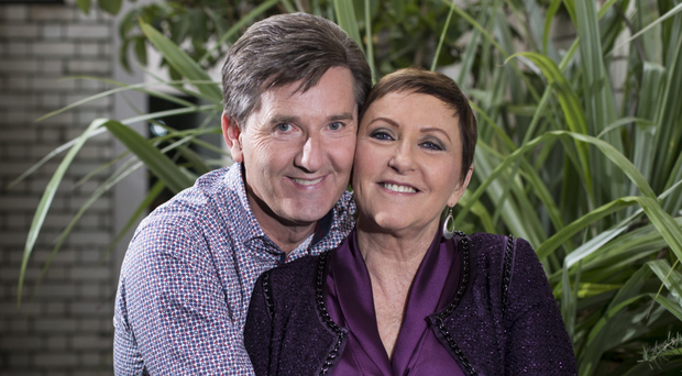 Daniel O'Donnell and Majella