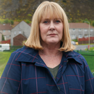 Dark drama: Sarah Lancashire in The Accident