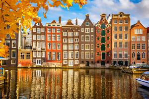 Amsterdam, one of the destinations sold by Make My Day.