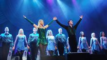 Riverdance in Belfast's Waterfront Hall