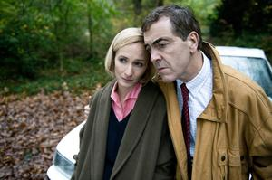 Genevieve with James Nesbitt in The Secret