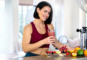 Kirsty Gallacher recently recovered from the coronavirus