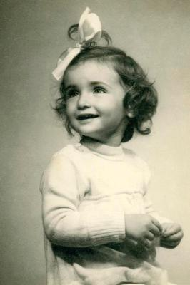 Edith Eger as a young child