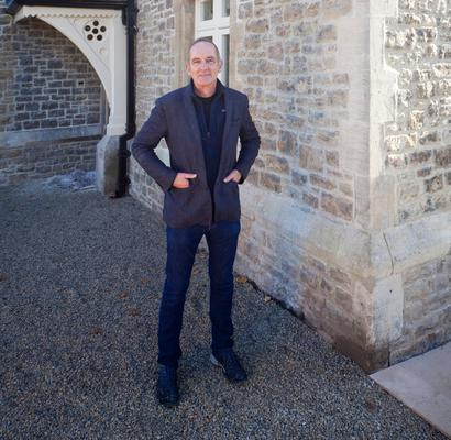 Pictured: Kevin McCloud in SW London