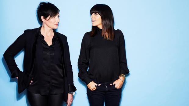 How Did We Get Here? podcast co-hosts Claudia Winkleman and Professor Tanya Byron