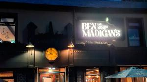 Ben Madigan's in north Belfast