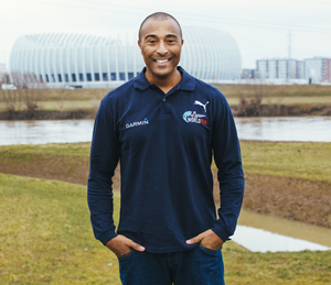 Colin Jackson is a lot more relaxed about life in his 50s