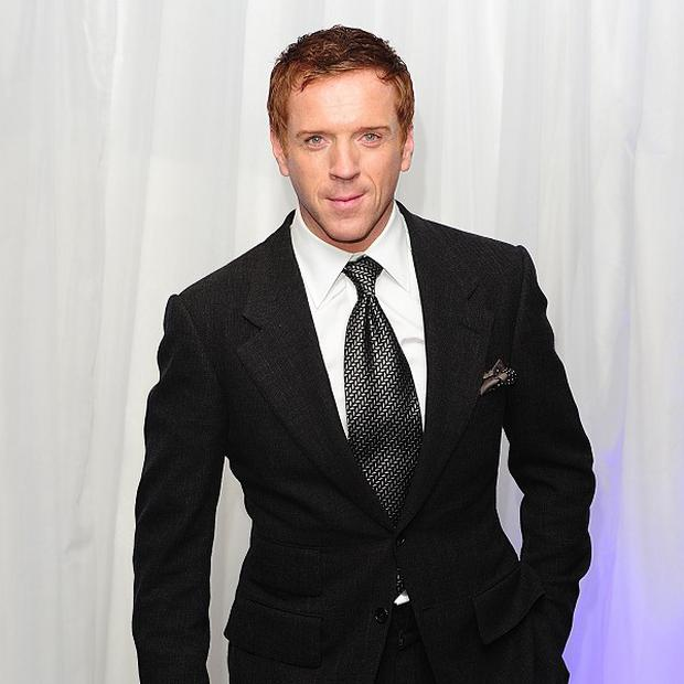 Damian Lewis missed out on all the action in The Sweeney
