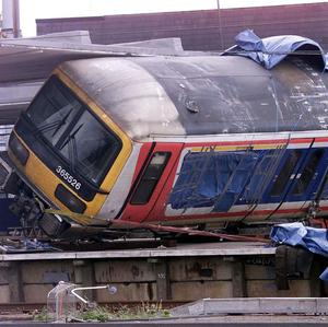 A points failure caused the Potters Bar crash, a jury ruled