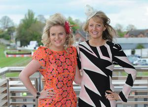Zara Beggs and Kerry Girvan from Candy Plum