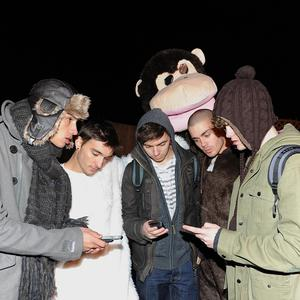 The Wanted managed to get from Dover to Leeds with a BlackBerry and £20