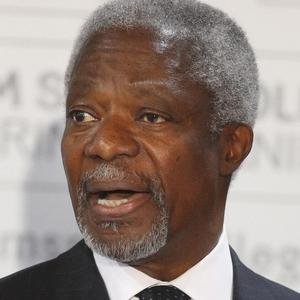 Kofi Annan said that Iran 'should be part of the solution' over Syria