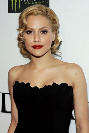 Brittany Murphy arrives at the Premiere Lounge after party for 'The Dead Girl' during AFI FEST 2006 presented by Audi held at Sideways Restaurant & Lounge on November 7, 2006 in Hollywood, California