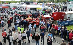 The 2009 Balmoral Show at the King's Hall