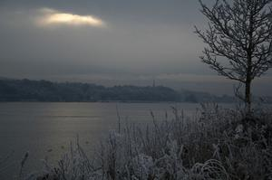 River Foyle from Bay Park. By Pat Devine Derry City