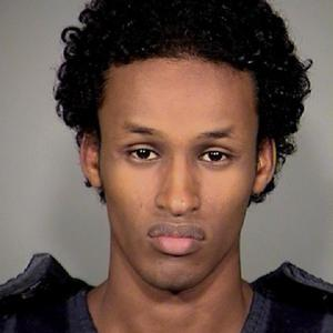 Mohamed Osman Mohamud, 19, allegedly attempted to blow up a Christmas tree lighting ceremony (AP)