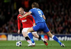 Manchester United 0 Rangers 0, Old Trafford, Champions League