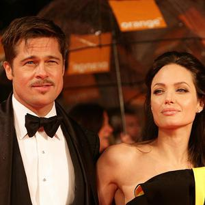 Brad Pitt and Angelina Jolie have announced their engagement (AP)