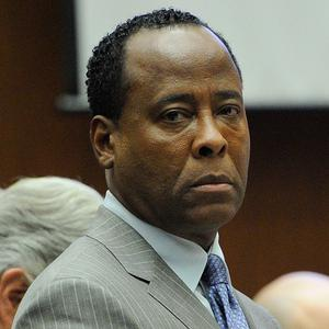 Michael Jackson's former doctor Conrad Murray has been jailed for four years for killing the pop star (AP)