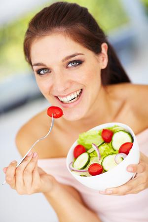 """Slim surprise 5: Eating more frequently. <a target=""""_blank"""" href=""""http://www.shutterstock.com"""">Shutterstock</a>"""