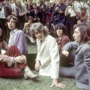 A new documentary has been made about the Rolling Stones
