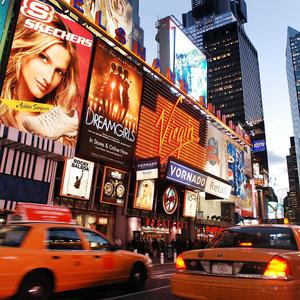 New York is on track to host a record number of visitors in 2010