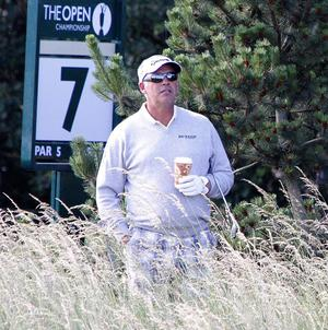 Darren Clarke feels the Open course will be tough to negotiate