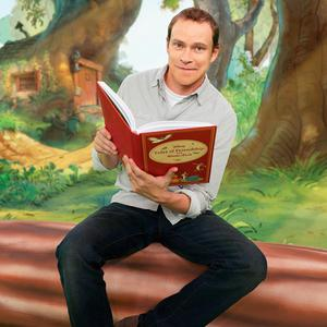 Robert Webb will host Tales Of Friendship With Winnie The Pooh