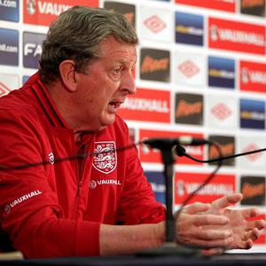 Roy Hodgson was considered to become Northern Ireland manager