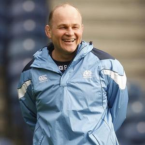 Andy Robinson's Scotland side are currently preparing to face Samoa on Saturday