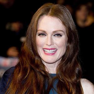 Julianne Moore is not a fan of the Fifties' clothes she wears in some of her films
